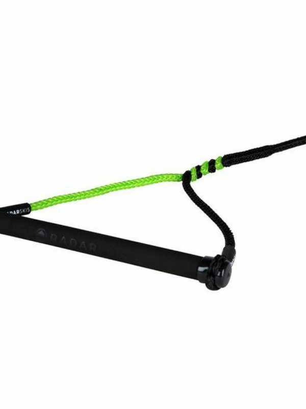 Vapor 13in Handle Mens Water Ski Accessories Colour is Black Volt Green