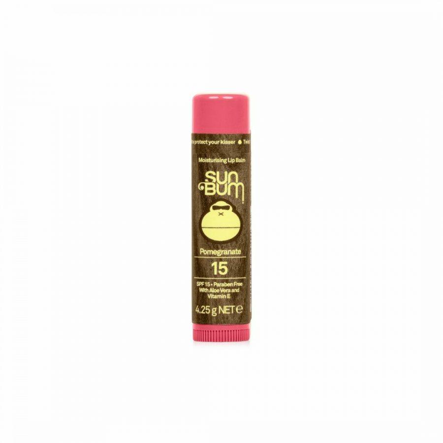 Pomegranate Lip Balm Unisex Accessories Colour is Clear