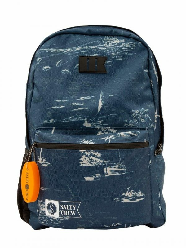 Brig Backpack Mens Travel Bags And Backpacks Colour is Navy