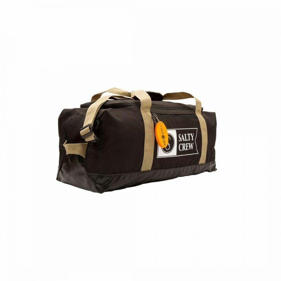 Offshore Duffle Mens Travel Bags And Backpacks Colour is Black