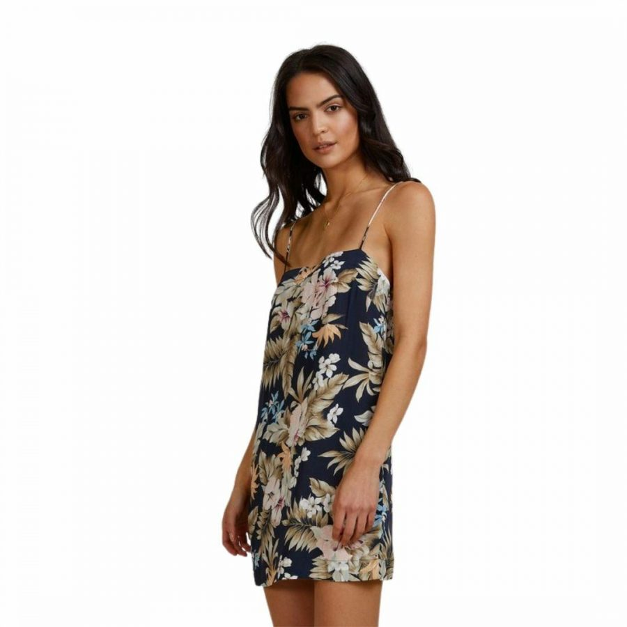 Tropicool Dress Womens Skirts And Dresses Colour is Off Black