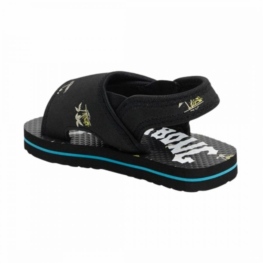 Groms Island Slid Kids Toddlers And Groms Shoes And Boots Colour is Stealth