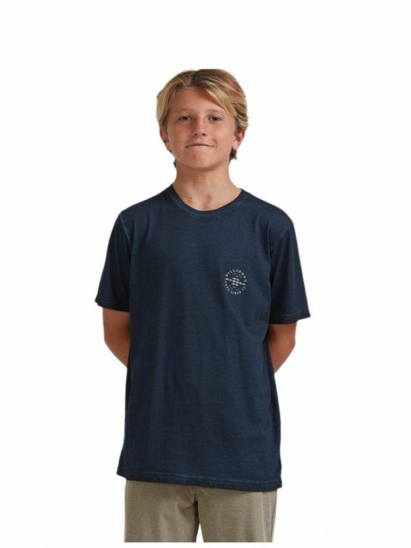 Big Donny Ss Boys Tee Shirts Colour is Navy