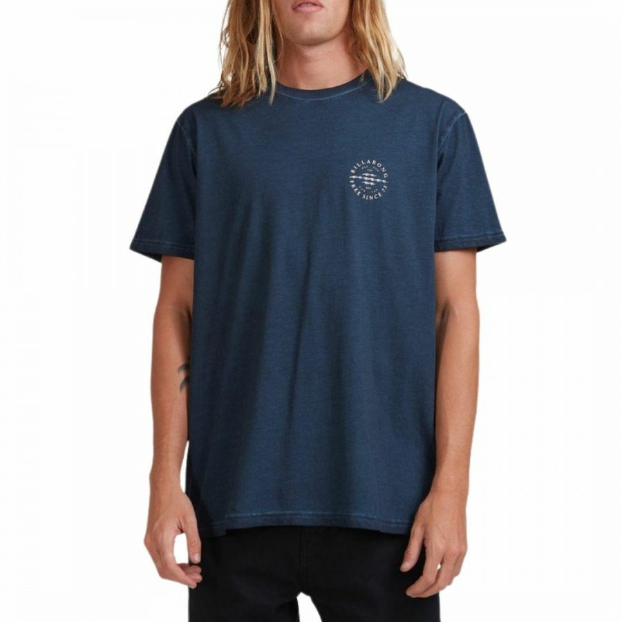 Big Donny Ss Mens Tee Shirts Colour is Navy