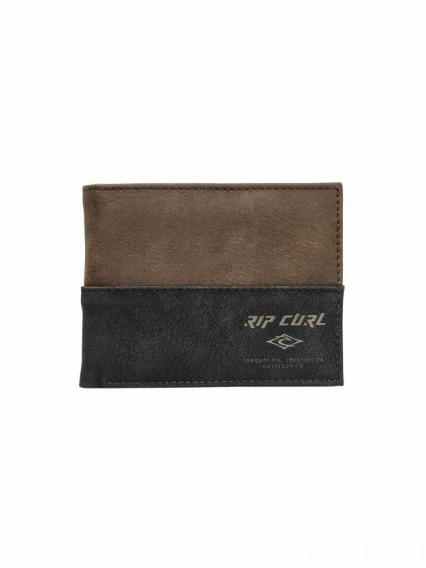Archie Rfid Pu All Day Mens Wallets Colour is Brown