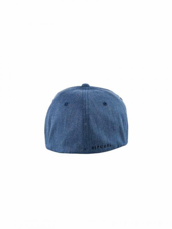Tepan Weld Flexfit Cap Mens Hats Caps And Beanies Colour is Navy