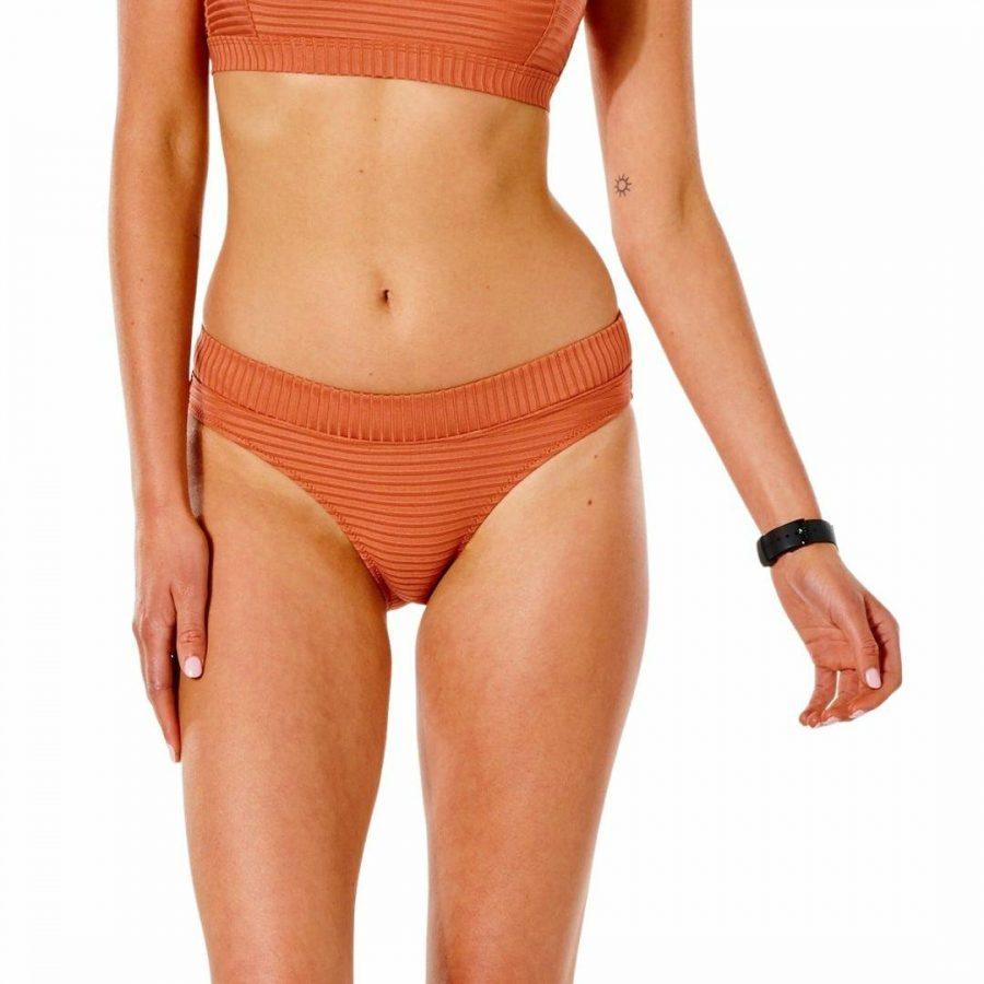 Premium Surf Full Pant Womens Swim Wear Colour is Rhubarb
