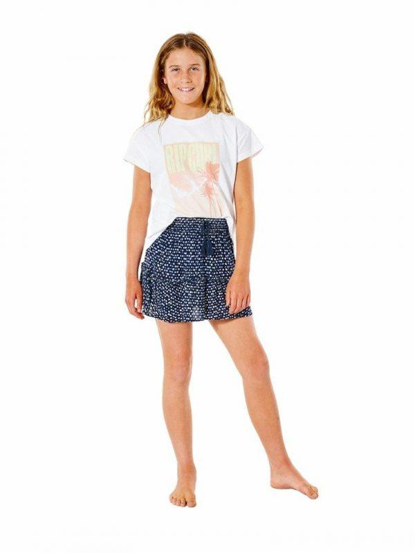 Drifter Skirt - Girl Girls Skirts And Dresses Colour is Midnight