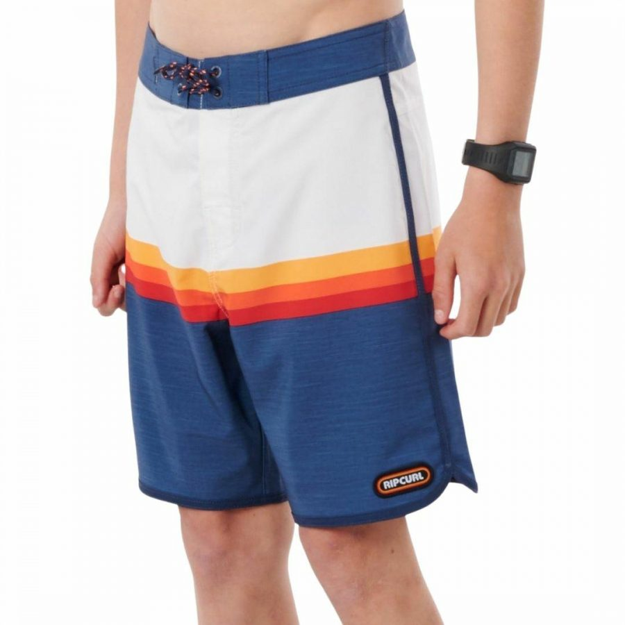 Mirage Surf Revival-boys Boys Boardshorts Colour is Navy