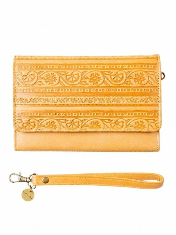 Surf Gypsy Rfid Wallet Womens Wallets Colour is Vintage Tan