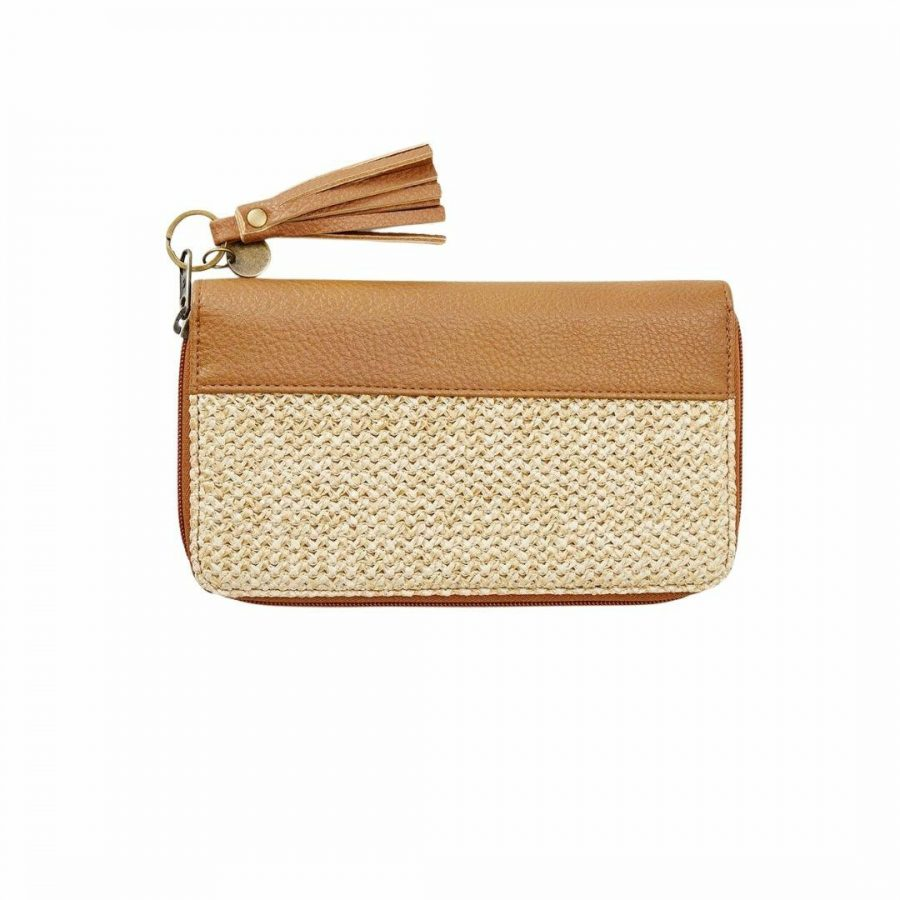 Surf Gypsy Oversized Womens Wallets Colour is Natural
