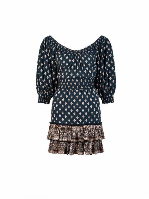 Imani Shira Mini Dress Womens Skirts And Dresses Colour is Ind