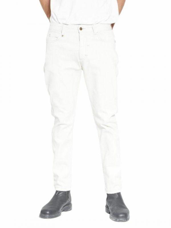 Buzzcut Jean Mens Pants And Jeans Colour is Vintage Bone