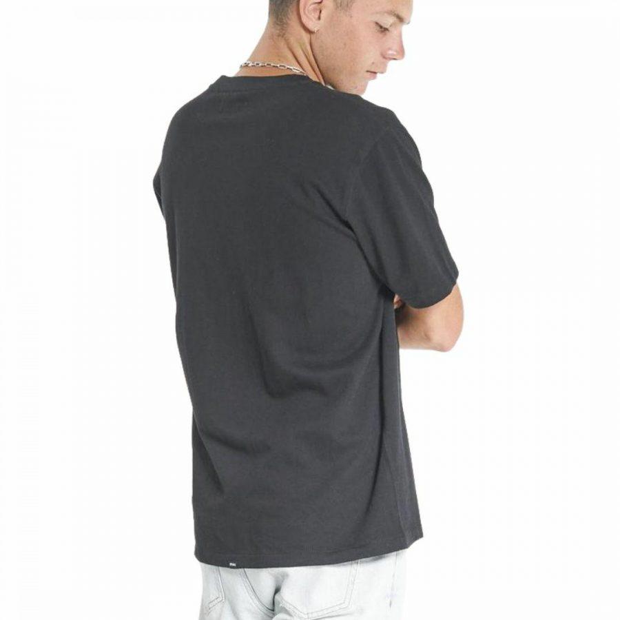 Embro Merch Fit Tee Mens Tops Colour is Black