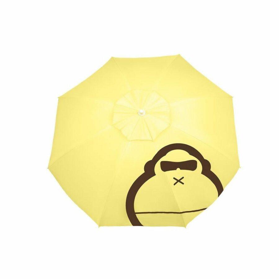 Bumbrella Unisex Beach Accessories Colour is Sunny Yellow