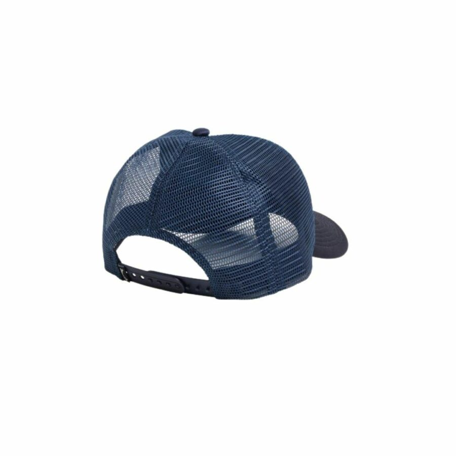Groms Shark-navy Kids Toddlers And Groms Hats Caps And Beanies Colour is Navy
