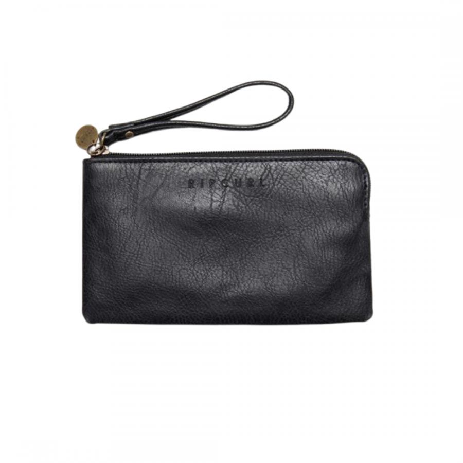 Essentials 2 Wristlet Womens Wallets Colour is Black