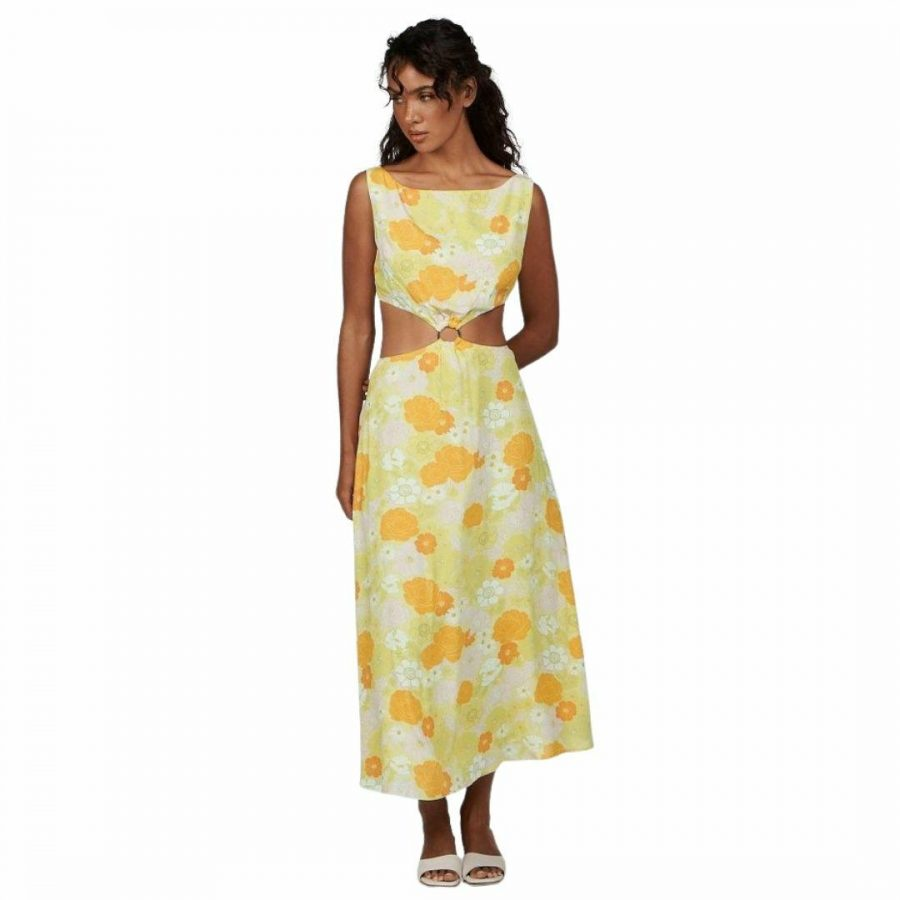 Clemence Dress Womens Skirts And Dresses Colour is Modfloral